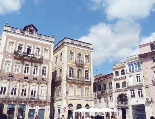 Un giorno a Coimbra