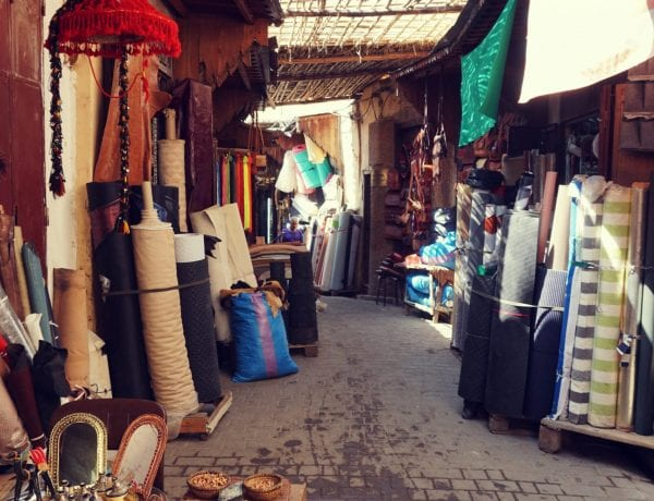 Itinerario da Fes a Casablanca