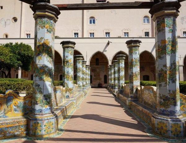 Il Chiostro di Santa Chiara