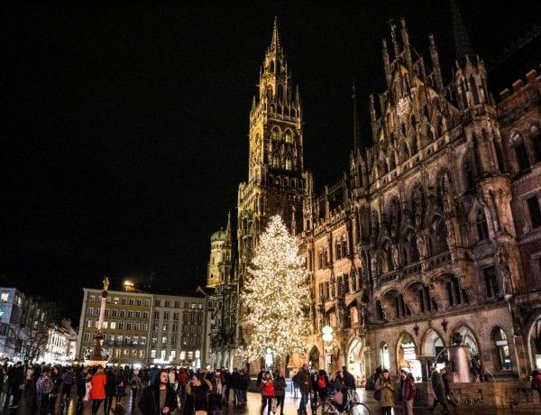 Mercatini di Natale a Monaco di Baviera
