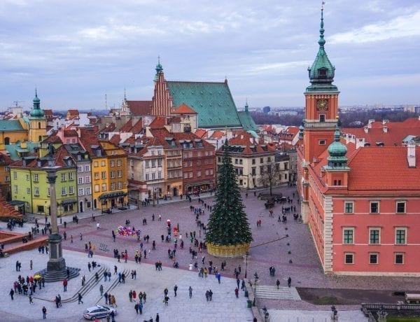 Un weekend a Varsavia