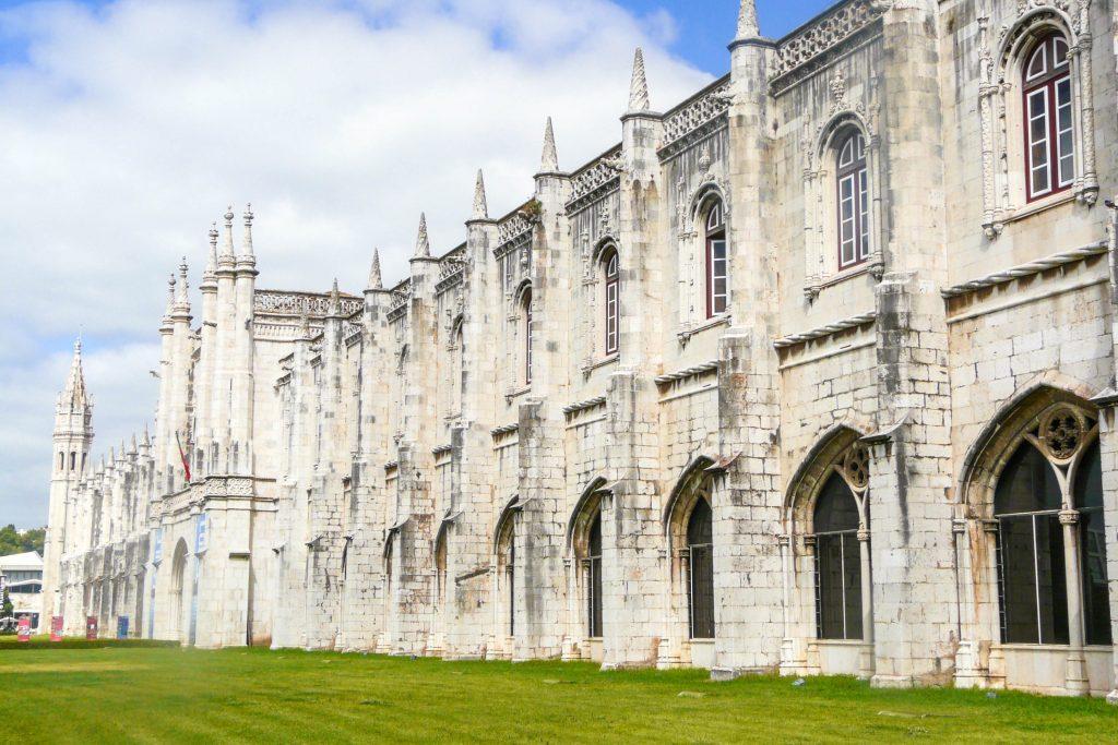 Il Mosteiro dos Jeronimos